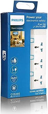 Philips 3 way extension socket 3 meter