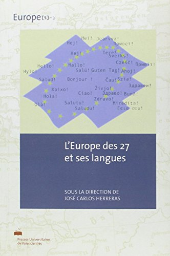 L'Europe des 27 et ses langues