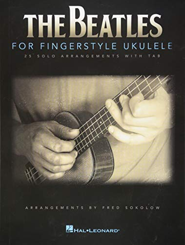 The Beatles For Fingerstyle -Ukulele Tab Book-: Noten, Grifftabelle für Ukulele