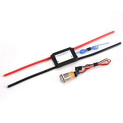 Tree-on-Life Anti-Funken-Schalter Smart 280A 13s breite Anwendung für elektrisches Skateboard/Roller/Roboter-Zubehör (Tasten Skate Roller)