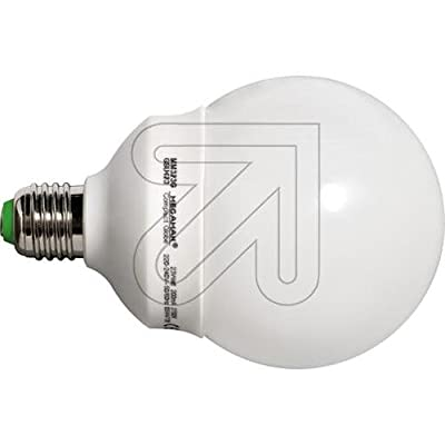 Energiesparlampe, E27/23W-827, MEGAMAN, Compact Globe von Megaman auf Lampenhans.de