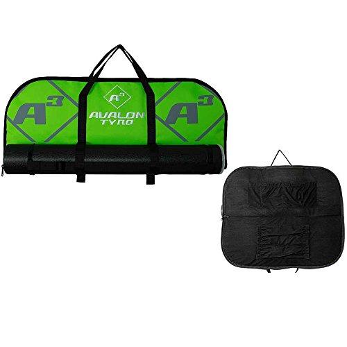AVALON Tyro A³ - Bogentasche mit Pfeilröhre Grün
