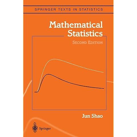 Mathematical Statistics (Springer Texts in Statistics)