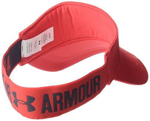 Under Armour Armour Visor Kappe Pomegranate