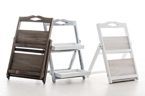 Scaletta In Legno Pieghevole : Clp scaffale a scala emanuela scaffale ornamentale in legno