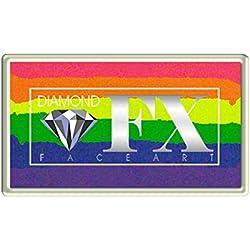 Diamond FX Split Cake 28 gm - Small Neon Nights by Diamond FX