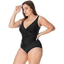 super popolare 3e34b 4bab5 Amazon.it: costumi da bagno donna intero modellante - 4 ...