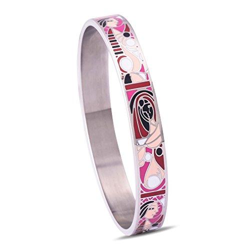 jane-stone-bracelet-email-femme-motif-irregulier-vintage-multicolore-acier-inoxydable-bijoux-fantais