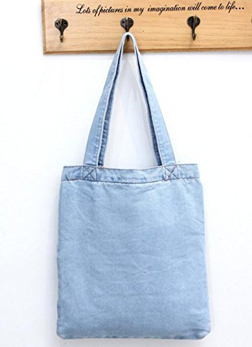 LAAT, Borsa a spalla donna, Dark Blue (blu) - PT1146594WNB8162 Light-blue
