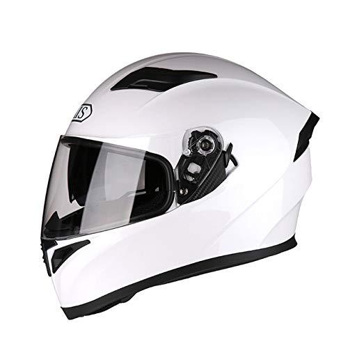 Preisvergleich Produktbild Motorradhelm Motocross Ride Racing Helm Motorrad Integralhelm Fahrradhelm Four Seasons Universal R1-607-B1 XL