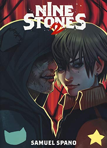 Nine stones. Deluxe edition: 2 (Cosmo graphic novel)