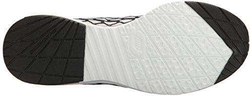 White Ausbilder Damen Skechers Black Skech Falli Weiß Infinity Air Free v8Uqw8