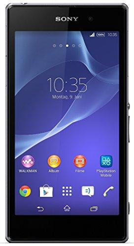 Sony Xperia Z1 - Smartphone libre Android  pantalla 5   c  mara 20 7 Mp  16 GB  Quad-Core 2 2 GHz  2 GB RAM   negro  importado