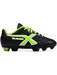 X Blades Jeune Legend Enfants Chaussure Rugby Chaussure Noire/ Vert