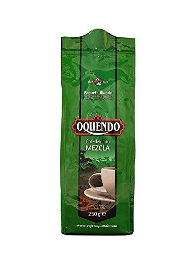 Café Molido Bolsa Blanda Mezcla 70/30 Oquendo 250G