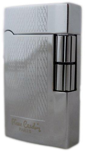 Edles Pierre Cardin Feuerzeug Silver 900150
