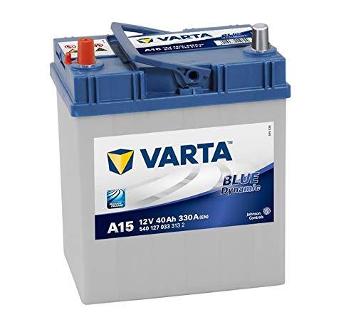 VARTA - Batteria per auto Blue Dynamic A15 540 127 033 12V 40Ah 330A (EN)