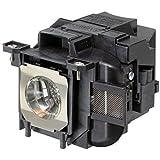 Alda PQ® Premium, Lámpara del proyector compatible con EPSON 1262W, 1263W, 955W, 99W, EB-940, EB-945, EB-950W, EB-955W, EB-965, EB-97, EB-98, EB-S03, EB-S17, EB-S18, EB-SXW03, EB-SXW18, EB-W03, EB-W18, EB-W22, EB-W28, EB-X03, EB-X18, EB-X20, EB-X24, EB-X25, EH-TW410, EH-TW490 proyectores, lámpara con caja