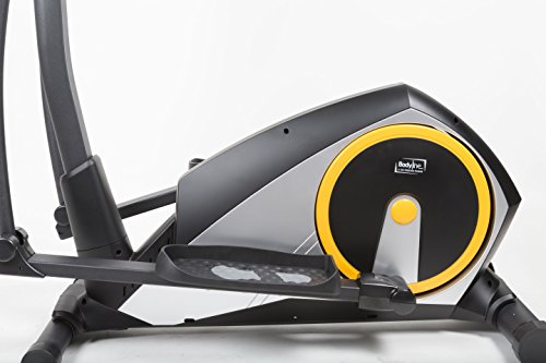 Vélo elliptique magnétique Pentagon GRIGIO - NERO