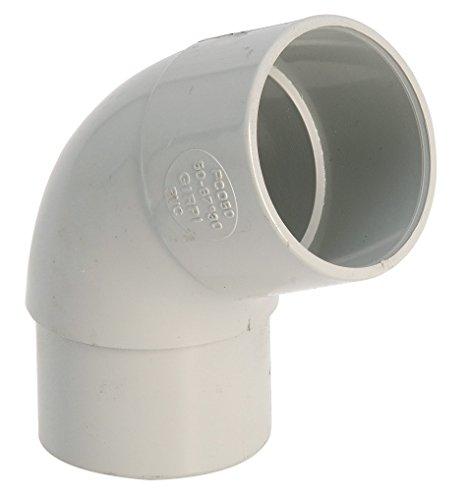 Coude 67°30 MF PVC gris (16 - 50 - < 30 m?)