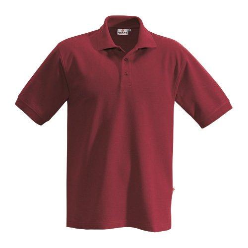 "HAKRO Polo-Shirt ""Performance"" - 816 - weinrot - Größe: 3XL"