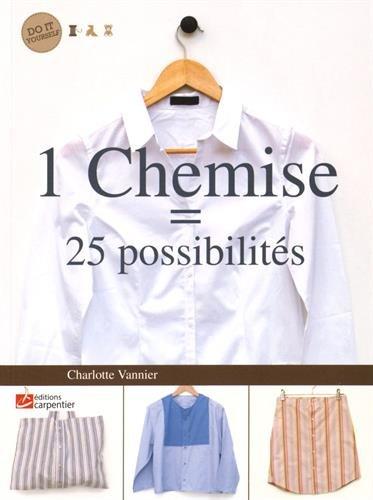 Descargar Libro 1 chemise = 25 possibilités de Charlotte Vannier