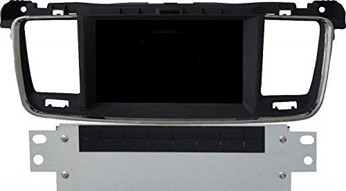 Gowe Android 17,8cm Auto DVD-Player für PEUGEOT 508mit GPS/Bluetooth/SWC/Dual Zone/3G/Radio/Virtual 6CD/ATV/iPod/Canbus (Mazda 3 2007-radio)