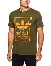 adidas Vintage – Camiseta de, Hombre, DJ2718, ...
