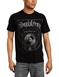 Fea Merchandising Men's Sublime Bottled In Lbc Slim Fit Tee