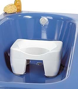Wenko sgabello per vasca da bagno casa e cucina - Sgabello per vasca da bagno ...