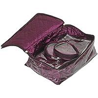 Kuber Industries Locker gioielli Kit con 12sacchetti (trapuntato in materiale satinato) wedding Collection Gift