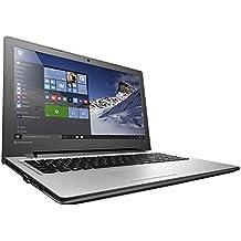 """Lenovo Ideapad 310-15- Portátil de 15.6""""HD (Intel I7-7500U, 8 GB de RAM, 1 TB de HDD, Nvidea 940MX de 2 GB de SSD, Windows 10), plata - teclado QWERTY Español"""