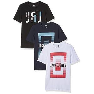 Jack & Jones Camiseta (Pack de 3) para Hombre