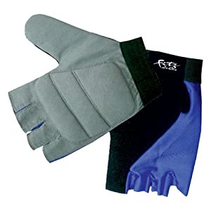 Fitz Leica Wheelchair Amara Leather Pushing Gloves