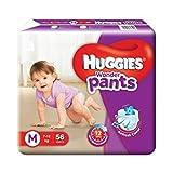 Huggies Wonder Baby Pants M Diapers (56 Pieces)