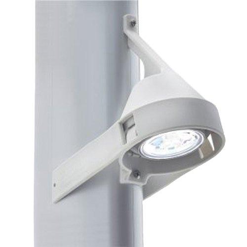 KIEL-Deckstrahler weiss 5W Power LED