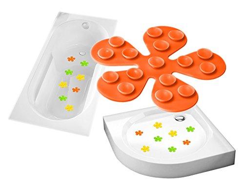 8 Anti Rutsch Pad Sticker Stopper Stop Dusche Badewanne Wanne Bad Antirutsch