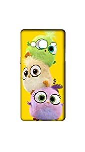 Little Angry Birds Stylish Mobile Case/Cover For Samsung Galaxy Z3