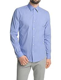 ESPRIT Collection Herren Slim Fit Business Hemd 045EO2F024