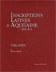 Inscriptions latines d'Aquitaine (ILA) : Vellaves