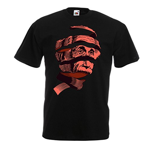 lepni.me T Shirts For Men Imagination Will Take You Everywhere