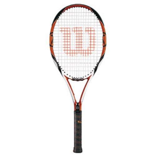 Wilson K Tour Tennisschläger, BESAITET