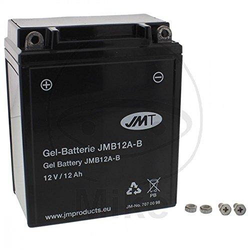 BATTERIA YB12A-B GEL JMT Yuasa 7070550 3299 6-ON 0095