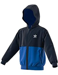 b79e42262340 Amazon.fr   adidas - Manteaux et blousons   Garçon   Vêtements