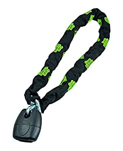 Gear Gremlin GG750 Black/Green 1.2m Swordfish Chain Lock