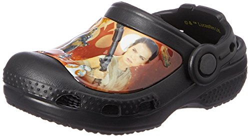 crocs CC Star Wars Clog, Unisex-Kinder Clogs, Mehrfarbig (Multi 90H), 27-29 EU (C10-11 Unisex-Kinder UK)