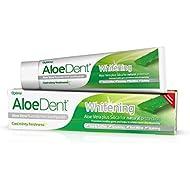 Aloedent- Whitening Aloe Vera Fluoride Free Toothpaste - 100ml - Pack of 3