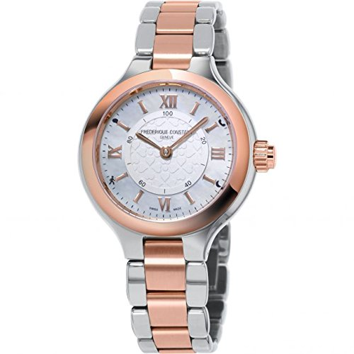 Ladies Frederique Constant Horological Smartwatch Bluetooth Watch FC-281WH3ER2B