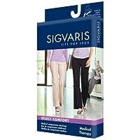 860 Select Comfort Series 30-40 mmHg Women's Closed Toe Knee High Sock Size: L1, Color: Black 99 by Sigvaris preisvergleich bei billige-tabletten.eu