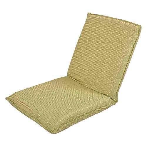 Fauteuil Relax,Axdwfd Chaise longue Chaise pliante au sol réglable Détente Lazy Couch Coussin rembourré inclinable Chaise Jeu amovible Confort Convient aux adultes enfants Pour intérieur et extérieur